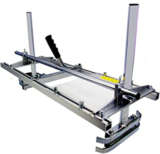 Chainsaw Mill 36 Inch Portable Planking Milling Bar Size 14 to 36 Inch