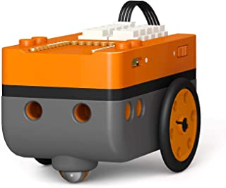microduino Itty Bitty Buggy DIY 5-in-1 Programmable Robot STEM Education Toy for Boys and Girls Age 8+ Learn Coding, Robotics and Electronics