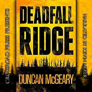 Deadfall Ridge audiobook cover art