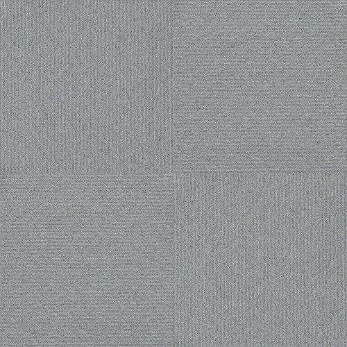 【サンプル】 NT-371 サンゲツ タイルカーペット (日本製) NT-350シリーズ・ベーシック 〈防炎・制電〉 NT-371