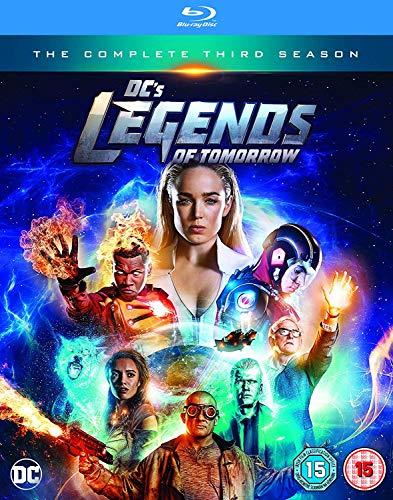 DC Legends of Tomorrow S3 [Edizione: Regno Unito] [Blu-Ray] [Import]
