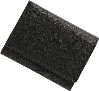 極小財布 ゴートスキン ベーシック型小銭入れ BECKER(ベッカー)日本製 ミニ財布/三つ折り