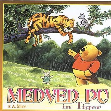 Medved Pu in Tiger