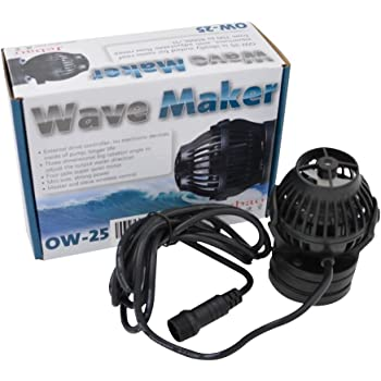 GGGarden Jebao Rw4 110V-220V Wavemaker With Controller Wireless Wave Maker Aquarium Pump