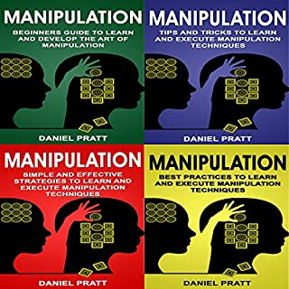 Manipulation: Bible of 4 Manuscripts in 1 audiobook cover art
