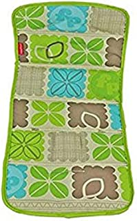 Replacement Cover Pad for Fisher-Price Rainforest Friends Grow-with-Me High Chair Y8644 - Includes Green Brown Blue Pad
