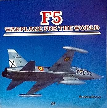 Paperback F-5 Warplane for the World Book