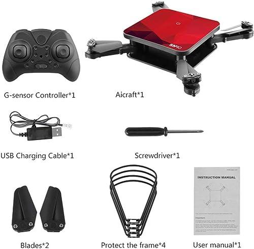 varios tamaños Gfjfghfjfh Quadcopter, Pocket Mini RC Altura del avión no tripulado tripulado tripulado Modo sin Cabeza Sensor de Gravedad Aplicación móvil Aviones de Control  gran descuento
