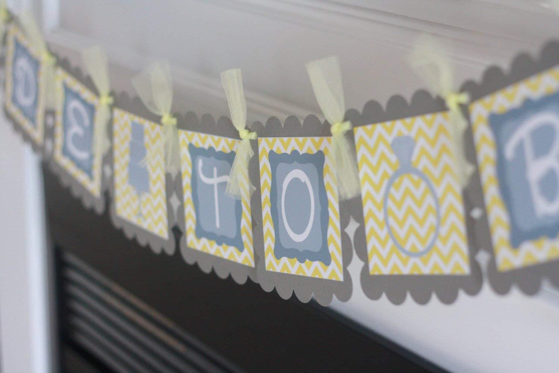 Yellow Grey or Orange Houston Selling Mall Chevron Cake Ring Bache Bridal Shower