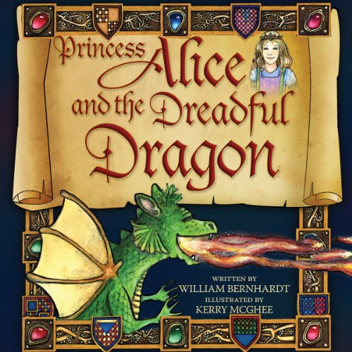 Princess Alice and the Dreadful Dragon cover art