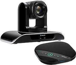 Tenveo 20X-SDI PTZ Camera VHD20N + A3000B Bluetooth Speakerphone (VHD20N-A3000B-US, Bundle)