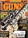 Guns Magazine 2012 July - Hard -Hitting 6.8 MM SPC Hunter