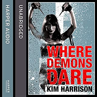 Rachel Morgan: The Hollows (6) - Where Demons Dare cover art