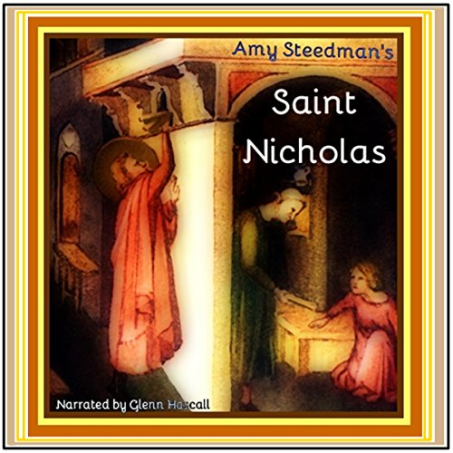 Saint Nicholas audiobook cover art
