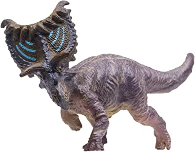 DinosaurB Kosmoceratops Educational Figurine for Kids Ages 4-12