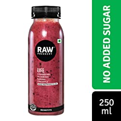 Raw Pressery Juice, Life, 250ml