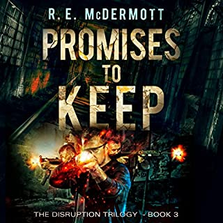 Promises to Keep: After the EMP audiobook cover art