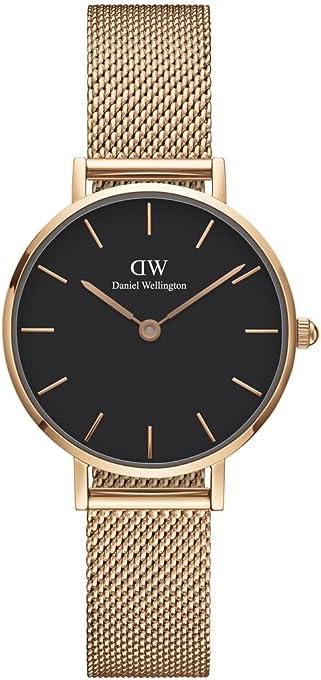 Daniel Wellington Women's Watch Classic Petite Melrose 28mm