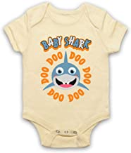 My Icon Art & Clothing Baby Shark Doo Doo Doo Bebé Body