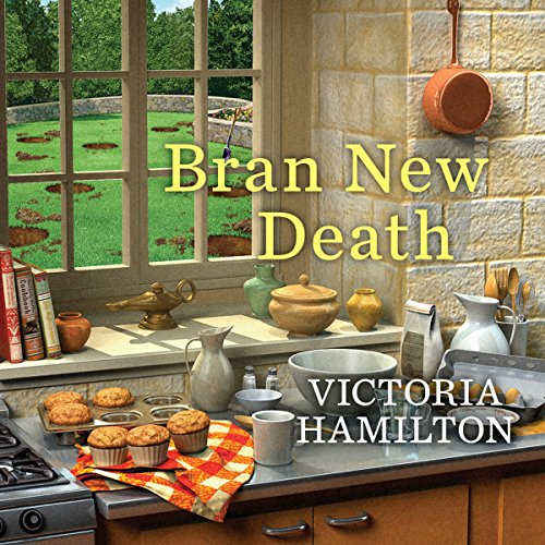 Bran New Death audiobook cover art