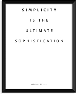 Best simplicity sophistication quote Reviews