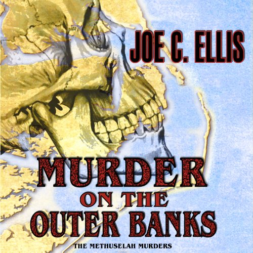 Murder on the Outer Banks audiobook cover art