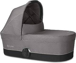 comprar comparacion Cybex 518001145 - Gold Capazo S, desde el nacimiento hasta los 6 meses (9 kg), Manhattan Grey