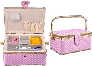 Best pink sewing basket Reviews