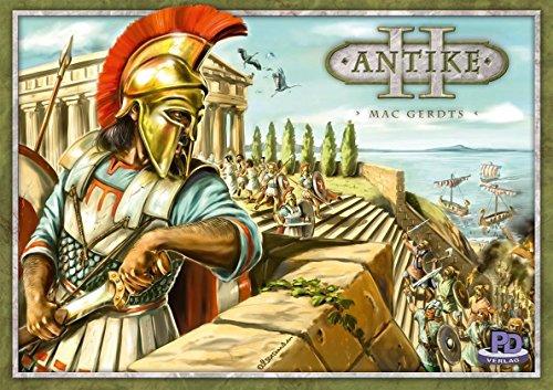 Rio Grande Games: Antike Ii