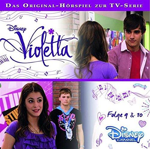 Disney - Violetta Folge 9 und 10