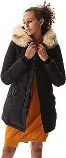 Women's Padded Jacket, Ladies Fur Hooded Thickened Winter...