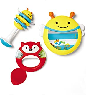 Skip Hop Explore and More Musical Instrument Toy 3-Piece Set
