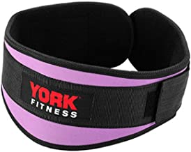 York Nylon workout Belt - S / M ,60212