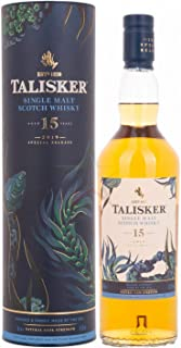 Talisker 15 Years Old Single Malt Whisky Special Release 2019 57,3% Vol. 0,7l in Giftbox