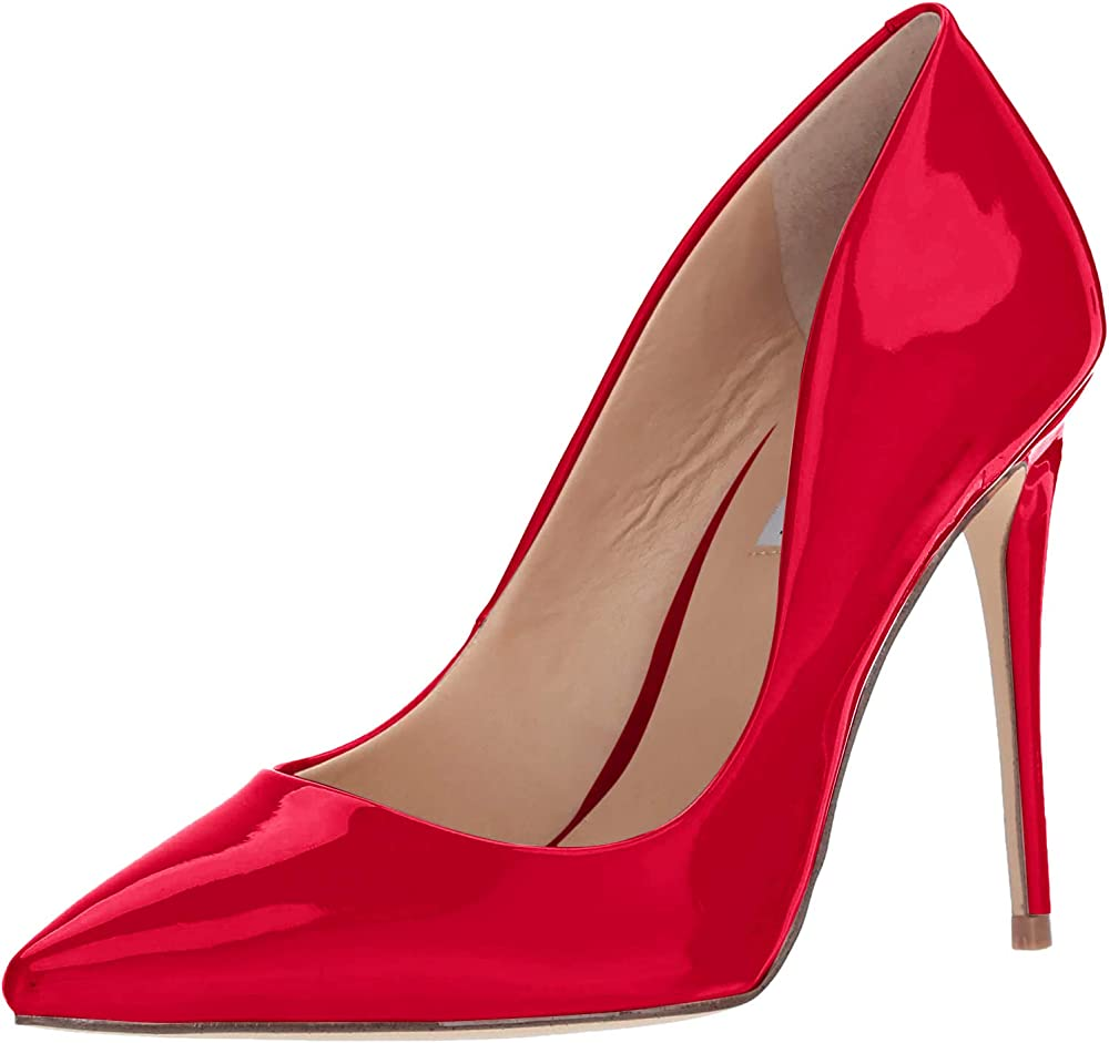Steve madden daisie, scarpe col tacco a spillo con punta chiusa per donna , in pelle DAIS01S1