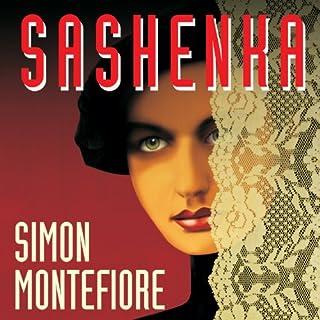 Sashenka audiobook cover art