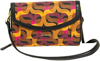 Vera Bradley Ultimate Crossbody in Modern Lights with Black 18318-D21481