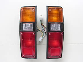 79 - 81 - 83 Toyota Hilux Rn30 Rn40 Ln46 Pair of Taillights Tail Light New