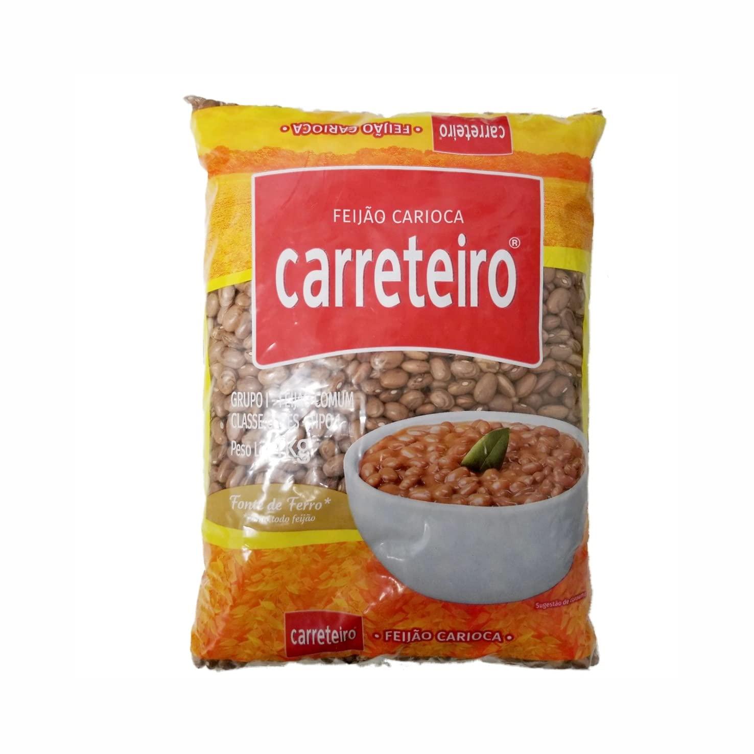 Carreteiro - Carioca Bean 35.2 1 Feijão Topics All stores are sold on TV 1Kg p oz