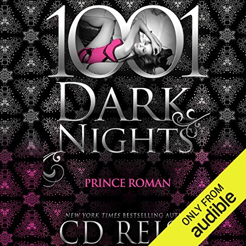 Prince Roman audiobook cover art