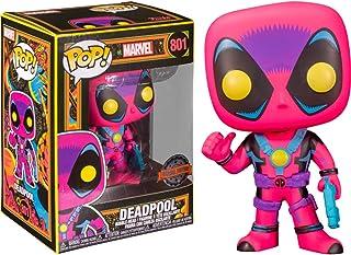 POP! Marvel: X-Men Classic - Deadpool (Blacklight) - Special Edition Exclusive