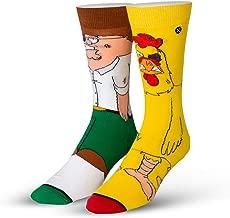 Odd Sox Men's Stewie/Brian (Knit)