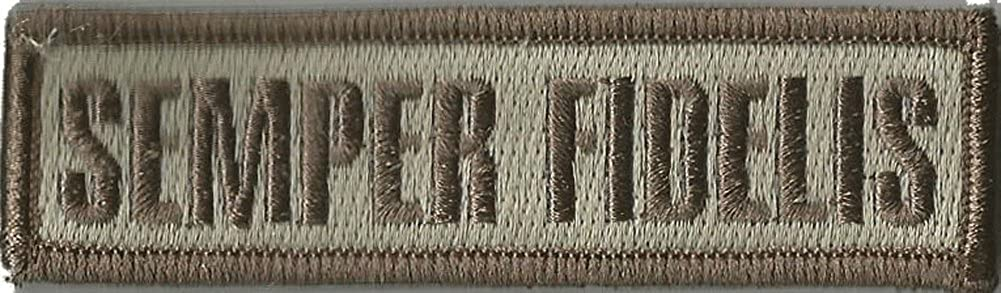 Tactical Morale Patch Year-end annual account Max 61% OFF Fidelis Semper -