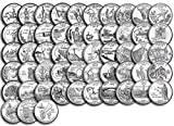 1999 D Complete 1999 thru 2009 D 56-coin B.U....