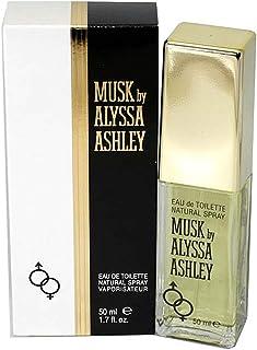 Alyssa Ashley Musk Agua de Tocador - 50 ml