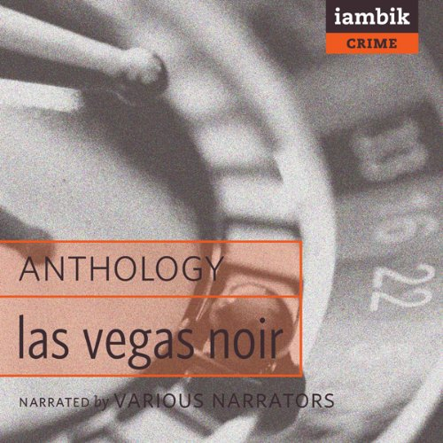 Las Vegas Noir audiobook cover art