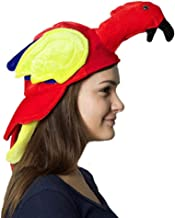Unisex Christmas Hat Thanksgiving Turkey Caps Turkey Hat Novelty Velvet Xmas Hat for Party Festival Accessory