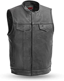 Men's No Rival Motorcycle Vest