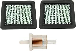 Mckin Pack of 2 Air Filter for Honda Engine 17211-ZL8-023 Gc135 Gcv135 Gc160 Gcv160 Gc190 Gcv190 Gx100 17211-ZL8-003 17211-Zl8-000