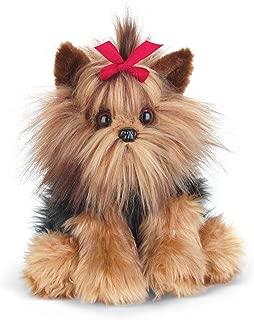 "Bearington Chewie Yorkshire Terrier Stuffed Animal Toy Dog 13"""